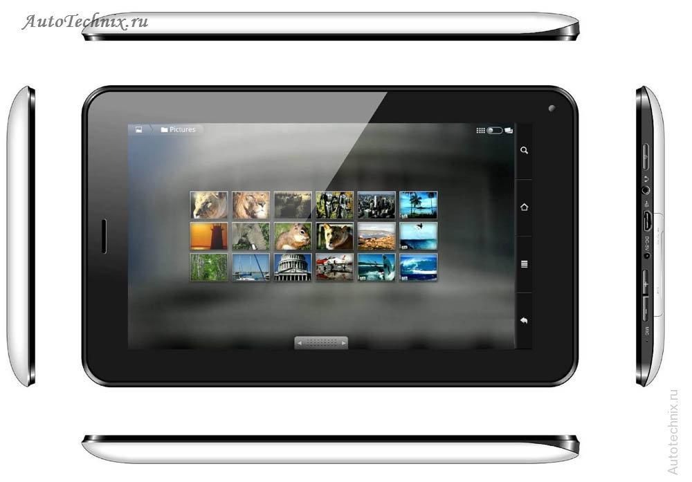 X Digital Tab 711 3G Прошивка